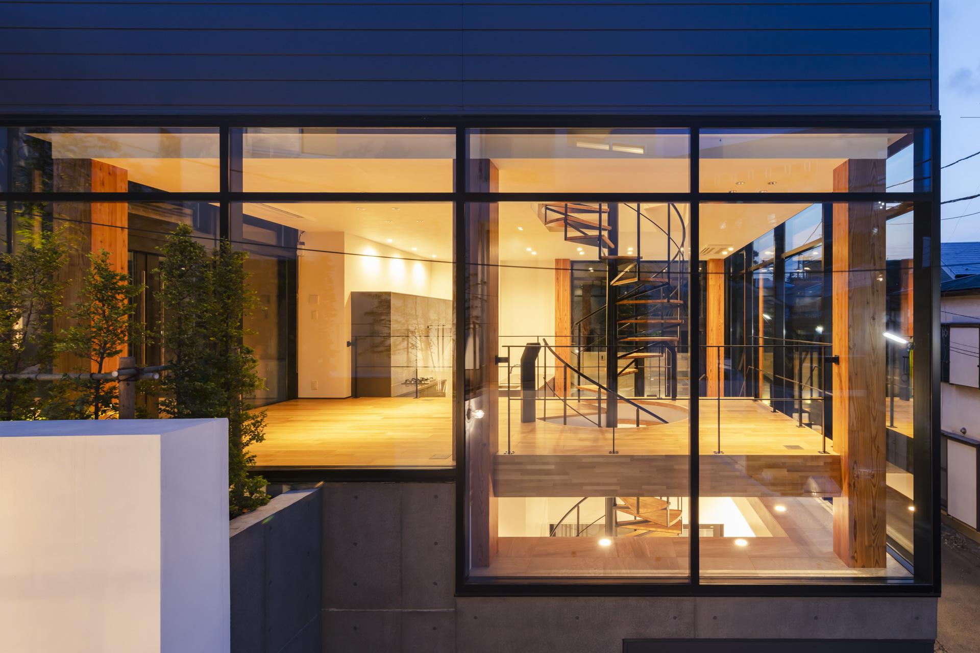 空環境計画 | KUU Architect & Associates